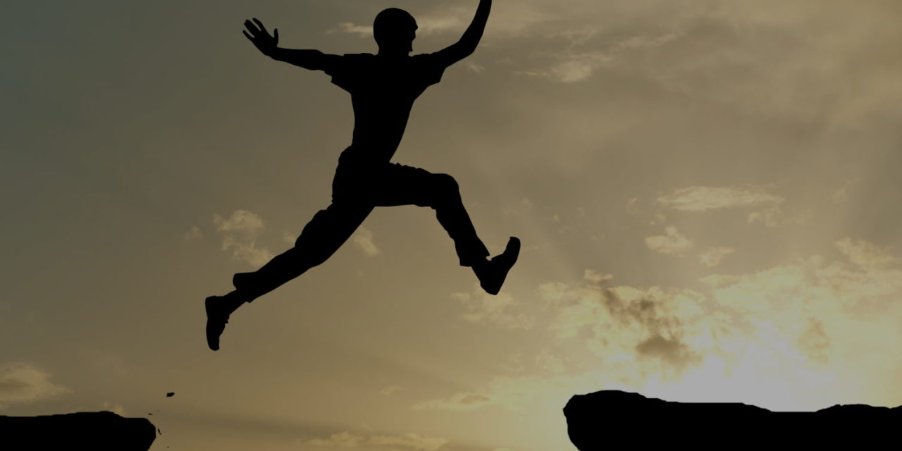 5 Reasons It's Important to Take Risks