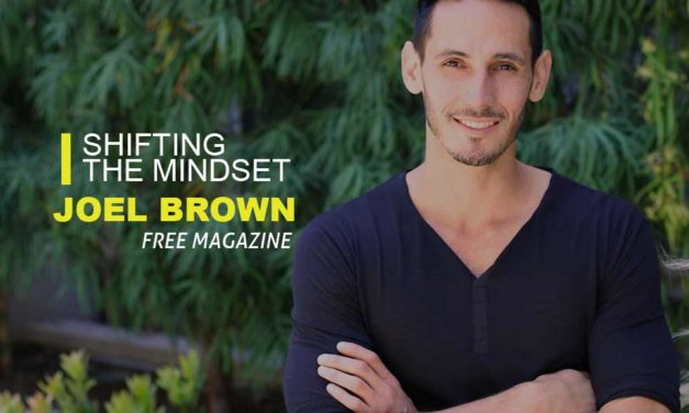 Issue #3 of Change Creator Magazine with Joel Brown