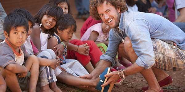 Blake-m-with-kids