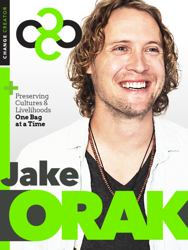 jake orak change creator magazine