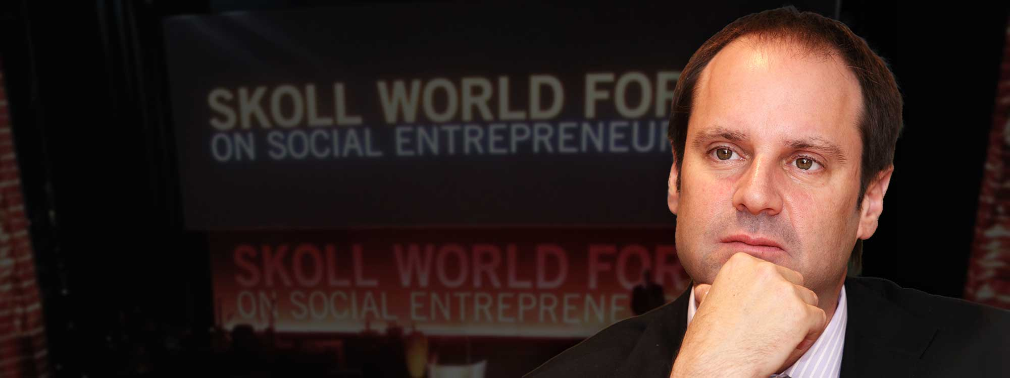 Jeff Skoll's 5 Secrets to Changing the World