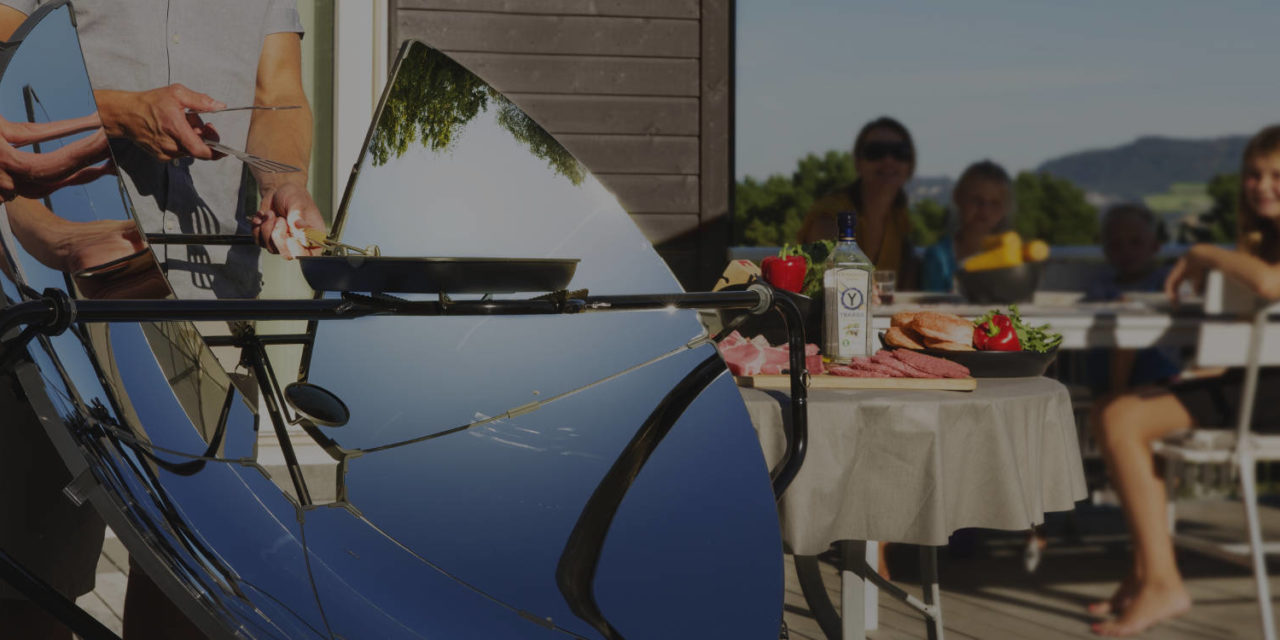 How Catlin Powers Uses Solar Cooking to Combat Deforestation and Indoor Air Pollution