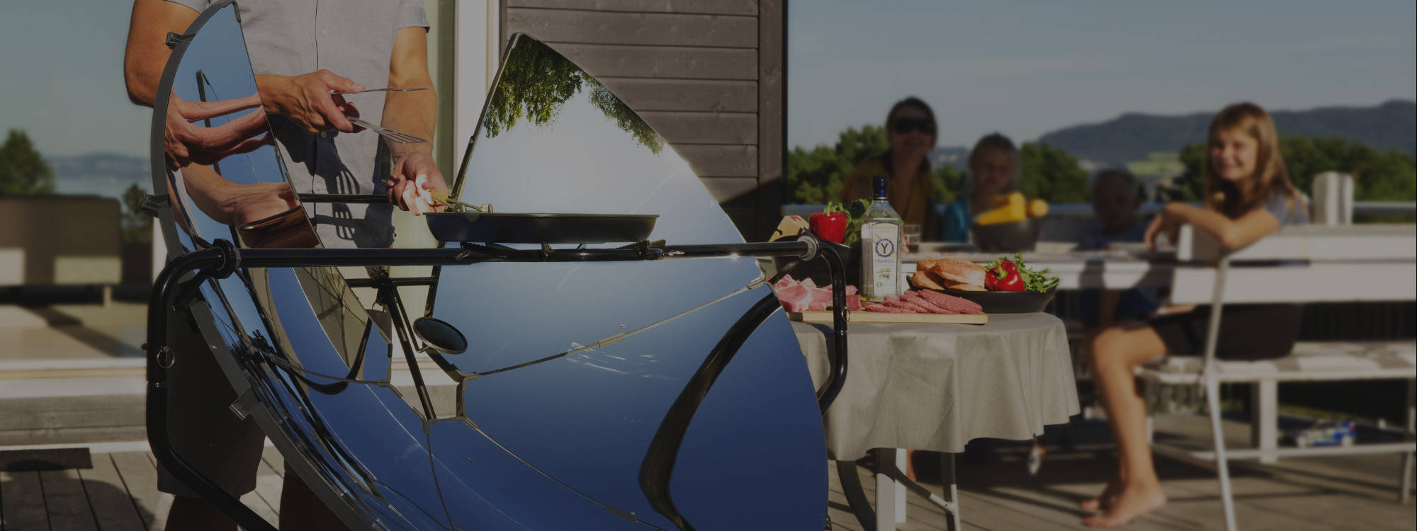 Catlin Powers: Solar Cooking to Combat Deforestation and Indoor Air Pollution