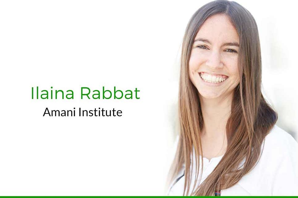 Interview with Ilaina Rabbat: Discovering a Higher Calling as a Social Entrepreneur