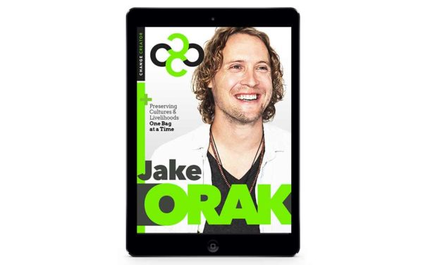 March 2016, Issue #1 with Jake Orak