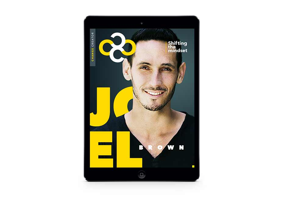 joel brown issue 3