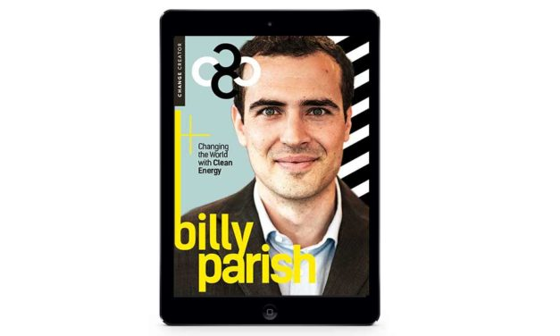 May 2016, Issue #2 with Billy Parish