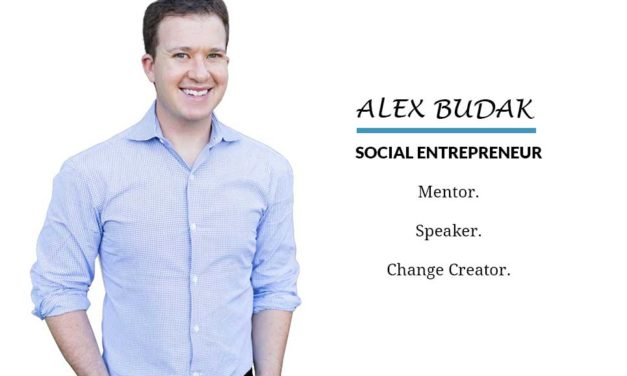 Social Entrepreneur Alex Budak Shares Critical Crowd Funding Strategies