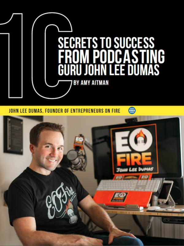 change creator magazine john lee dumas