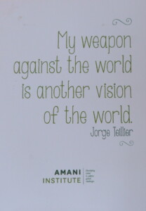 change creator amani institute