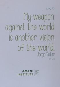 change creator amani institute