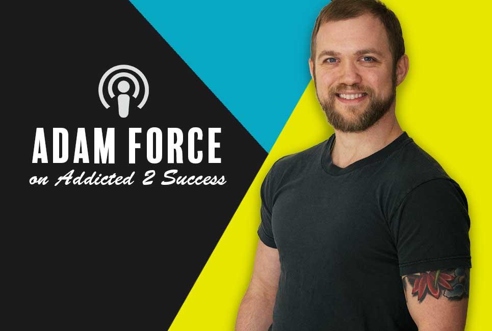 change creator podcast adam force