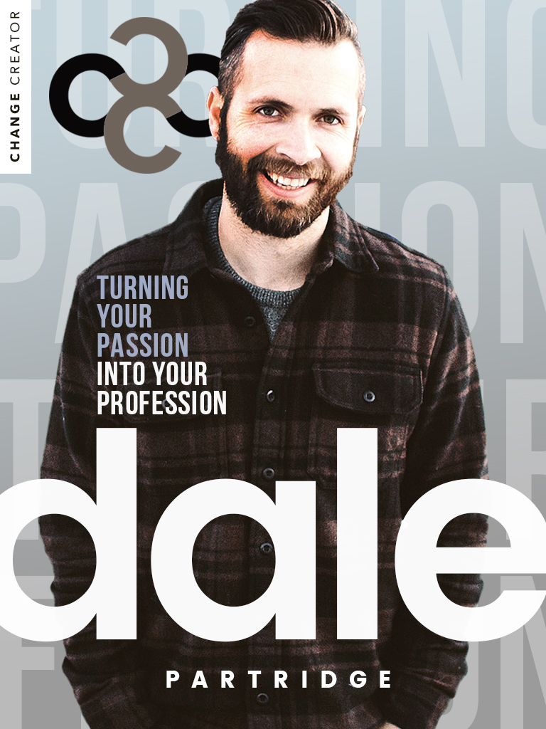 change creator magazine dale partridge