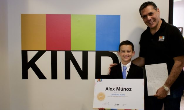 This 9 Year Old Wrote a Letter To KIND Snacks CEO, Here's What Happened