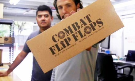 If you like flip flops than here's how you can change a life buying a pair