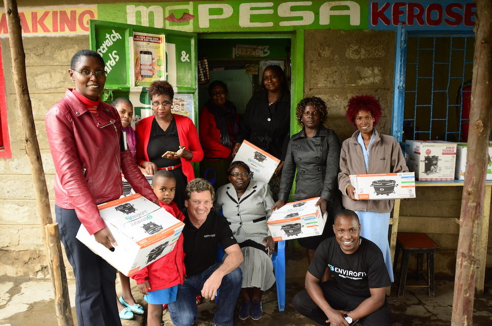 How Envirofit Provides Cookstoves For People Around The World