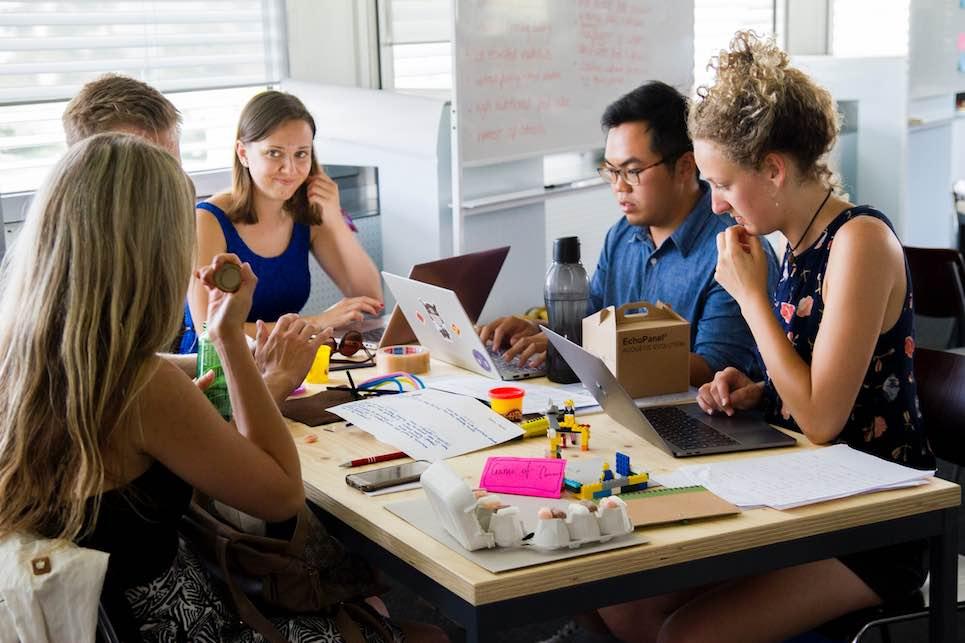 change creator socially responsible team