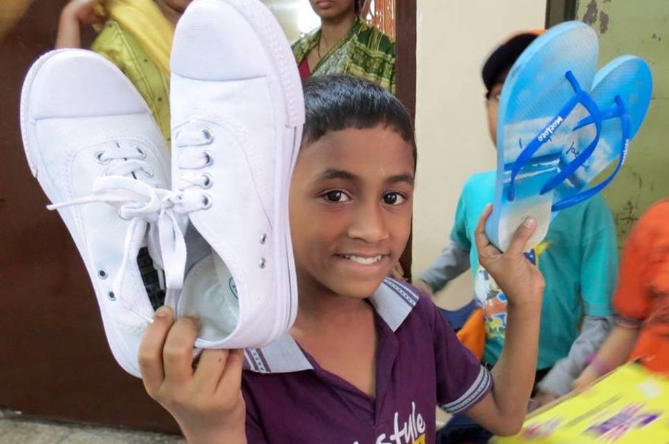 How Moeloco's Social Good Impact Model Helps Children Get School Shoes