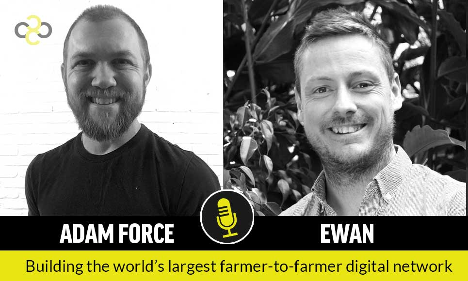 Interview with Kenny Ewan: How Wefarm Built The World's Largest Farmer-to-Farmer Network