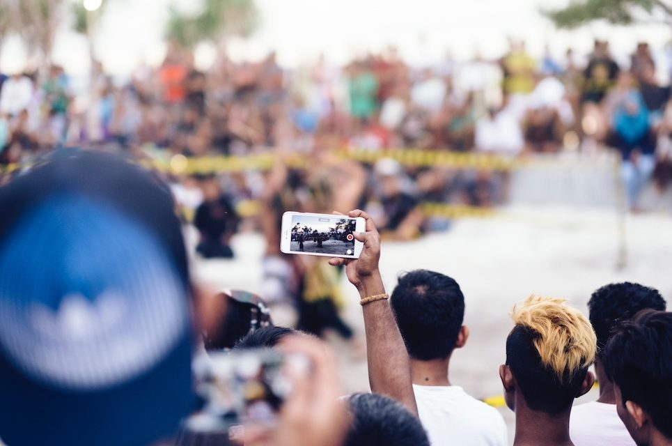 3 Ways Social Media Has Been Leveraged For Mass Collaboration