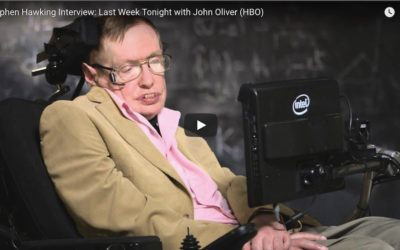 4 Life Lessons From The Legacy of Stephen Hawking (One will truly strike home!)