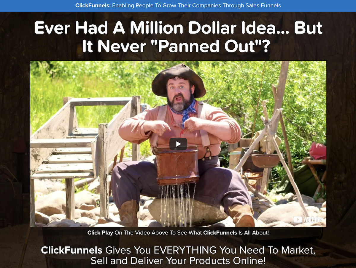 ClickFunnels Gives You EVERYTHING You Need To Market, Sell and Deliver Your Products Online!