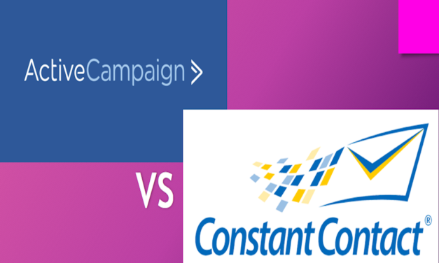 ActiveCampaign vs Constant Contact: Which is Best? [2018 Comparison]
