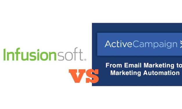 Infusionsoft vs ActiveCampaign: Which is The Best CRM? [2018 Comparison]