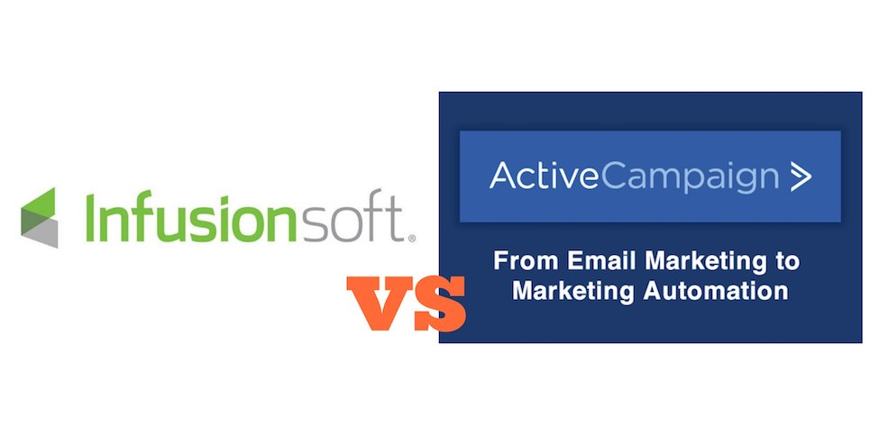 Getting The Infusionsoft Vs Activecampaign To Work
