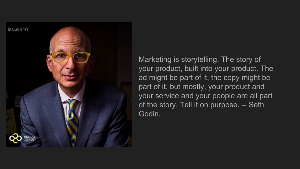 Why Storytelling is so Vital to Purpose-Driven Brands