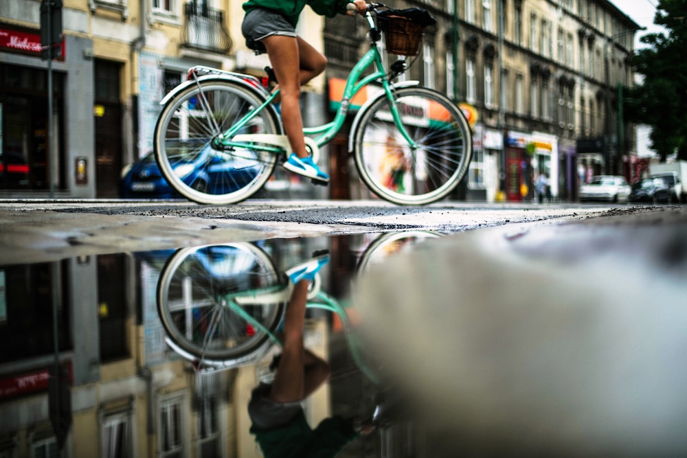 change creator transportation bicycle