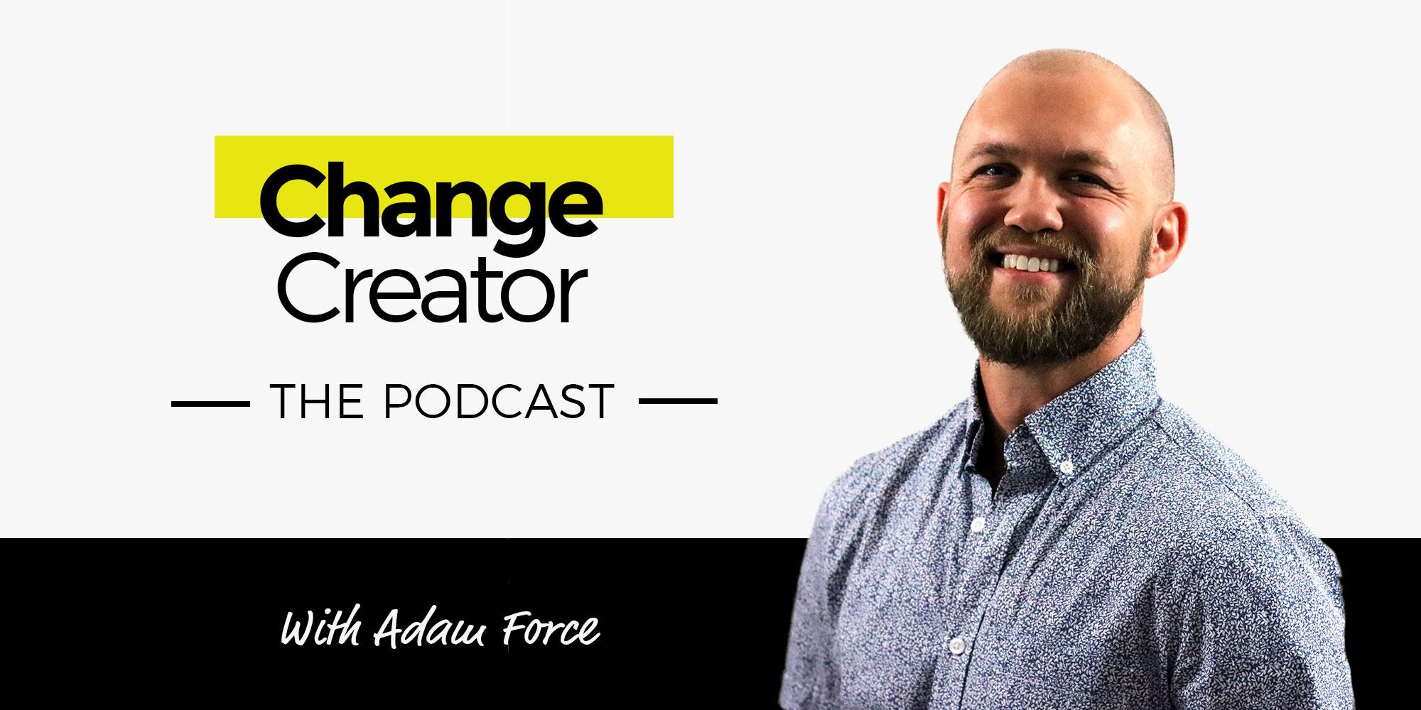 88789e909 Change Creator Podcast For The Purpose-Driven Entrepreneur
