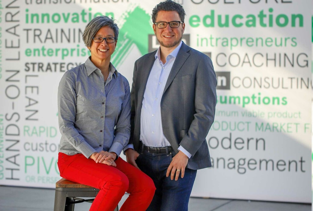 change creator eric ries and ann mei chang